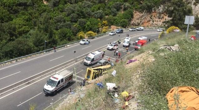 Muğla Valisi Amir Çiçek'in Trafik Kazası Açıklaması