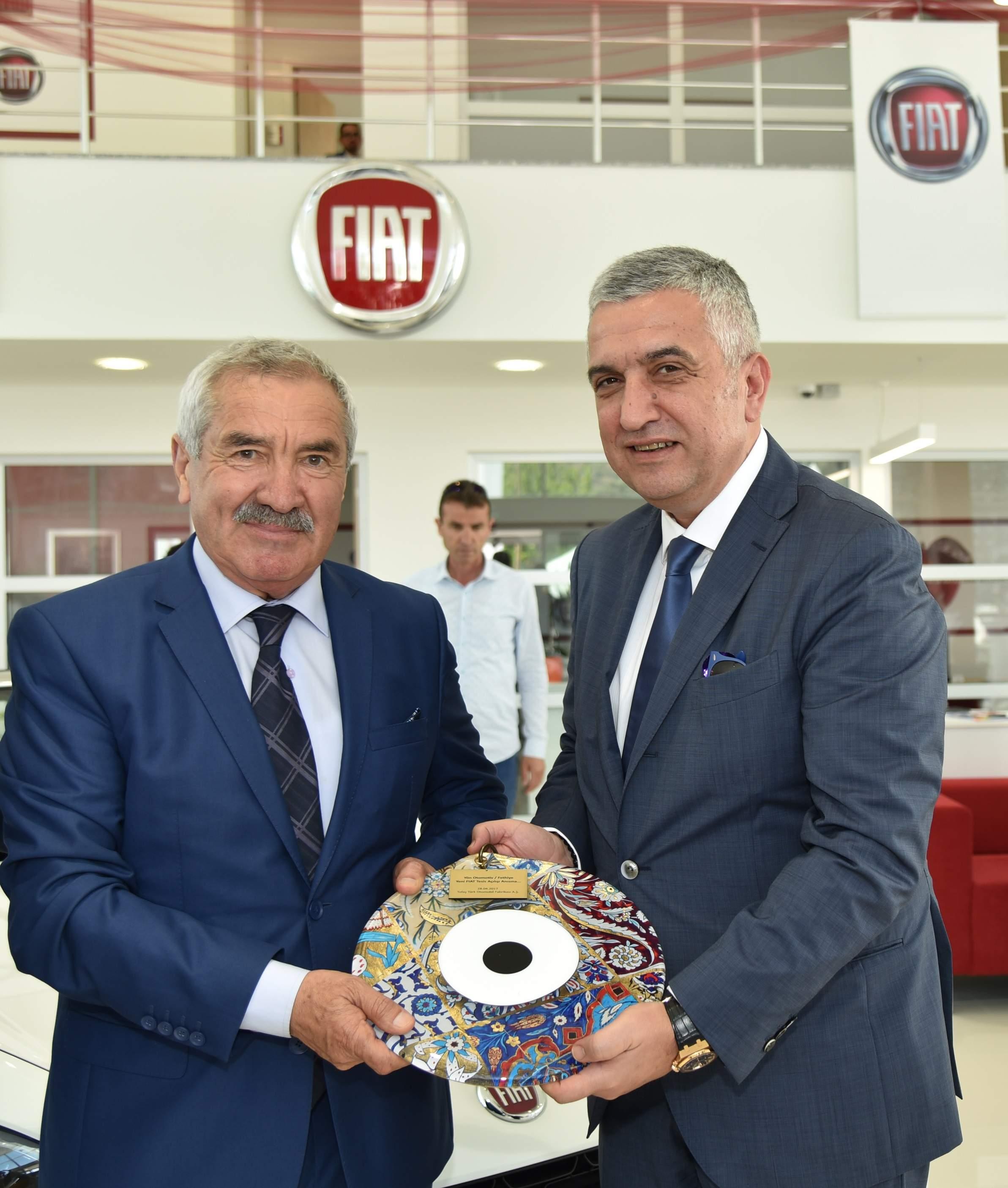 Fiat'tan Muğla'ya İki Yeni Tesis Birden!