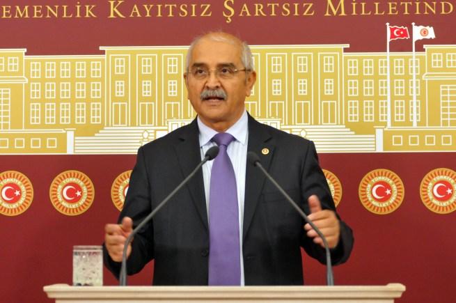 CHP'li Demir'den Sayan'a Soru Önergesi
