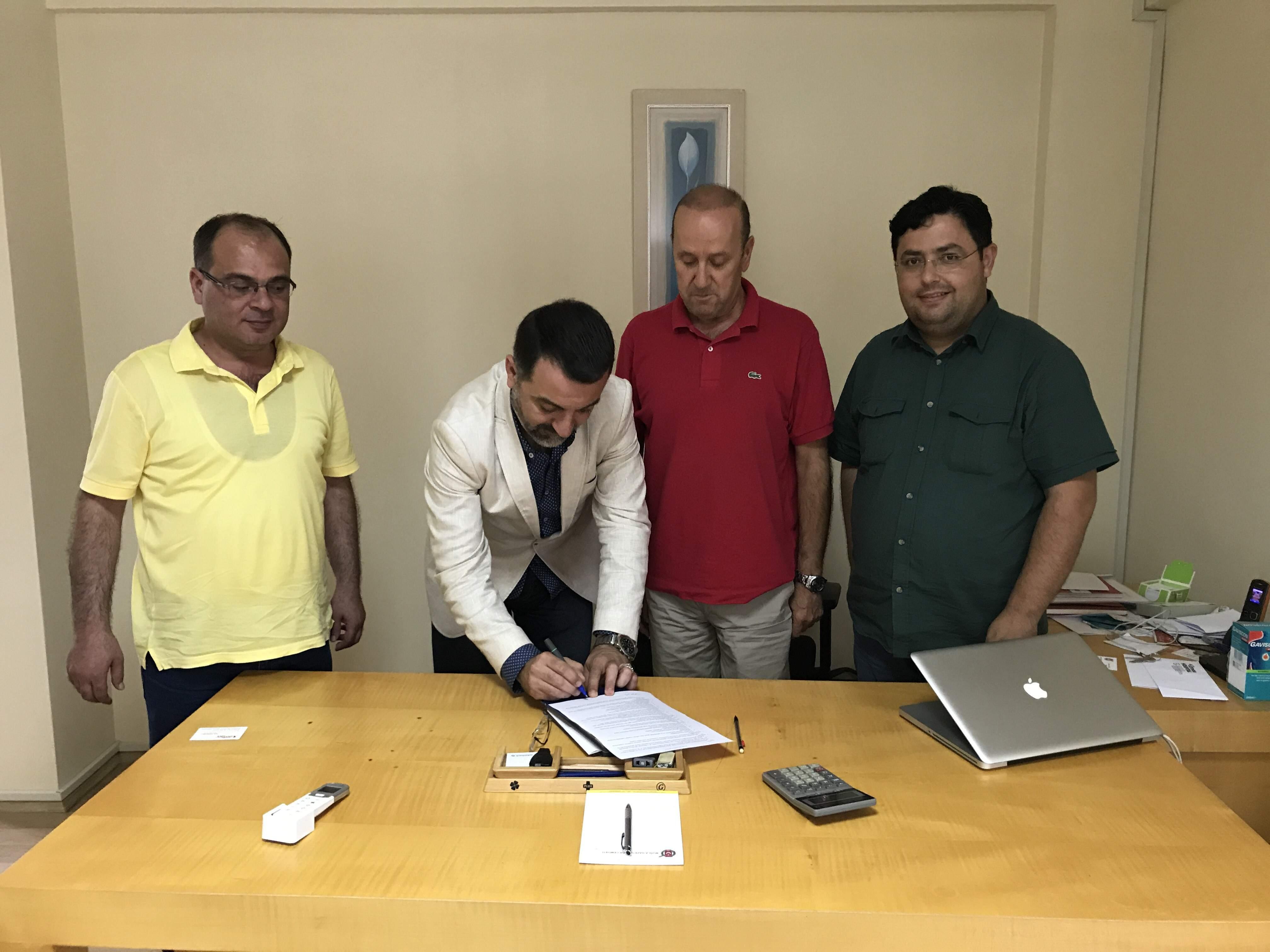 Cemiyetten üyelerine sağlık hizmeti anlaşması
