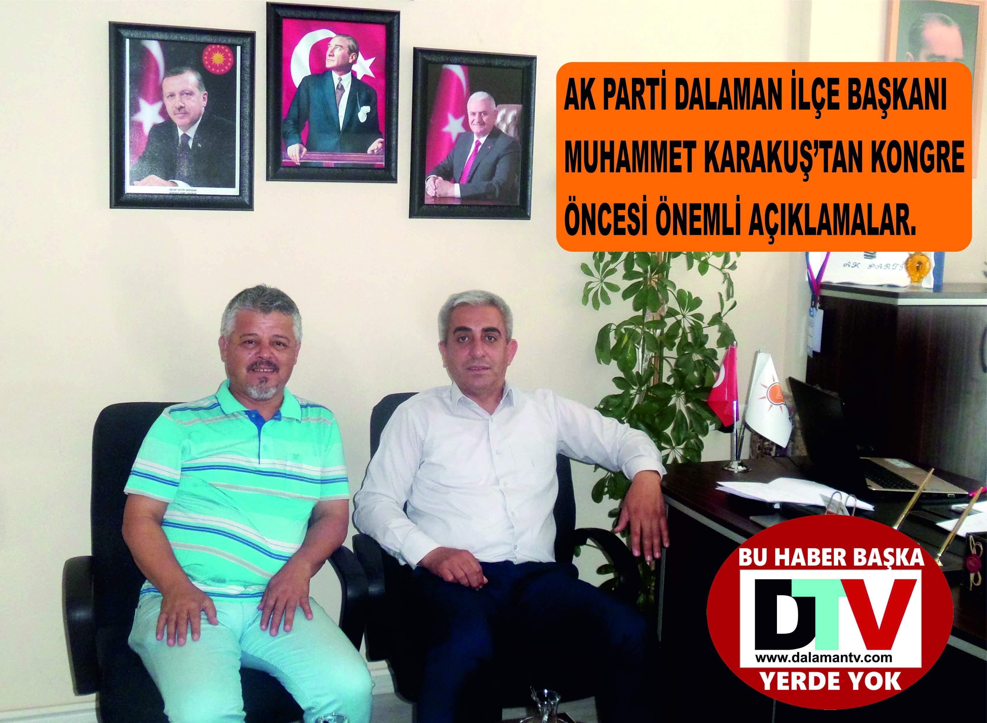 2019 DA BELEDİYEYİ ALAMAZSAK BIRAKIRIM