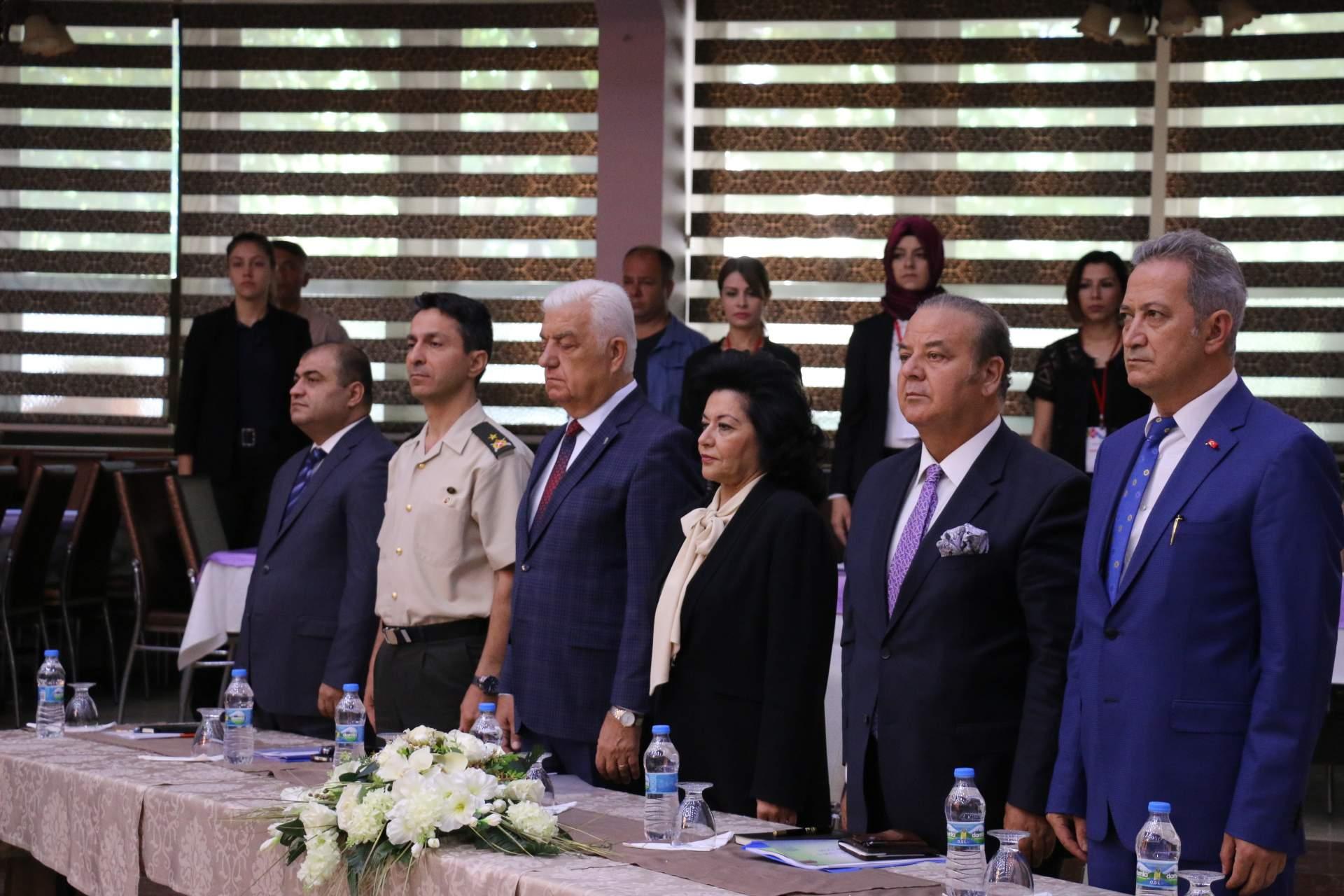Vali Civelek Başkanlığında Eğitim Güvenliği Toplantısı Yapıldı