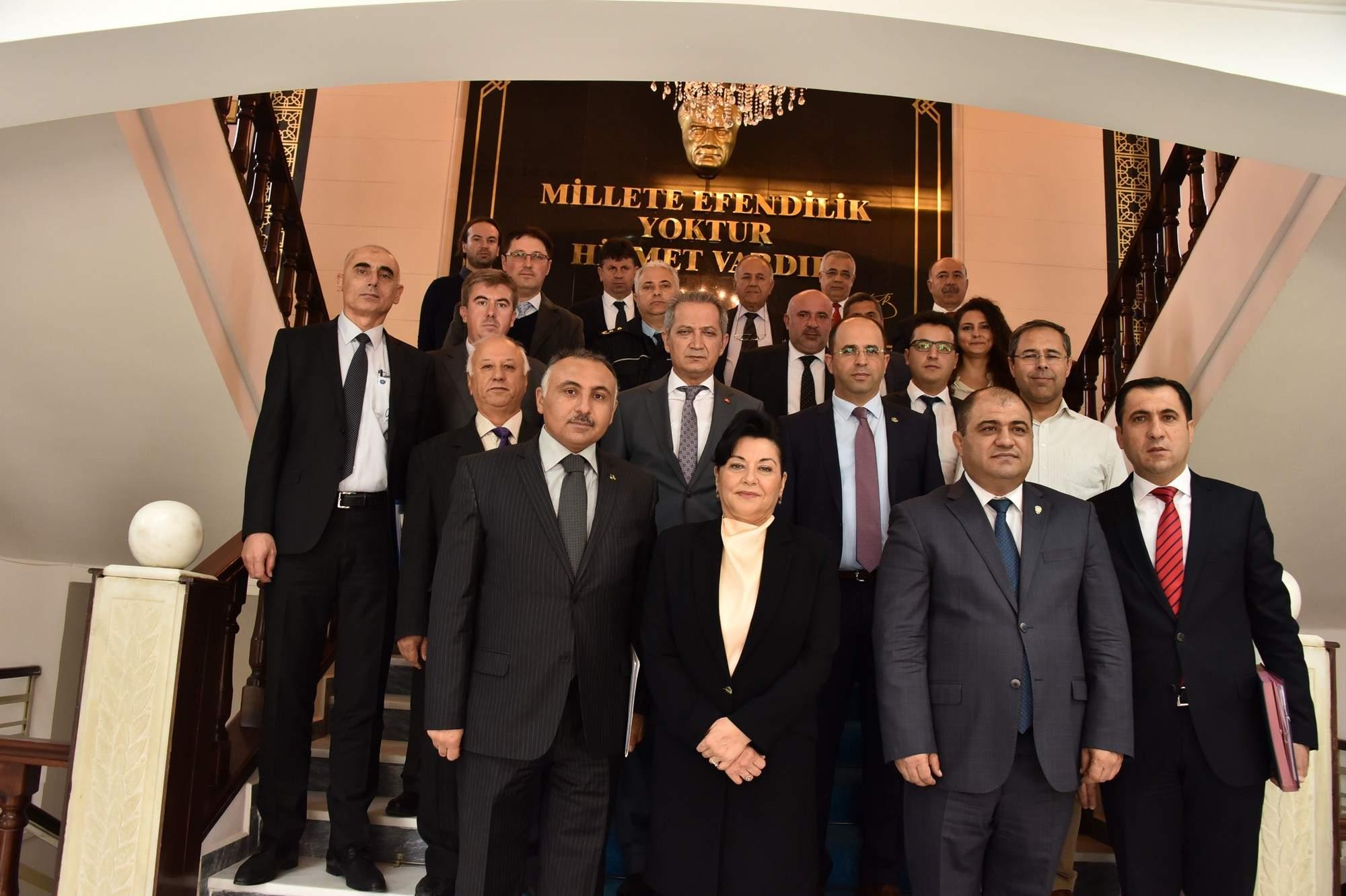 İl İstihdam Kurulu Vali Civelek başkanlığında toplandı