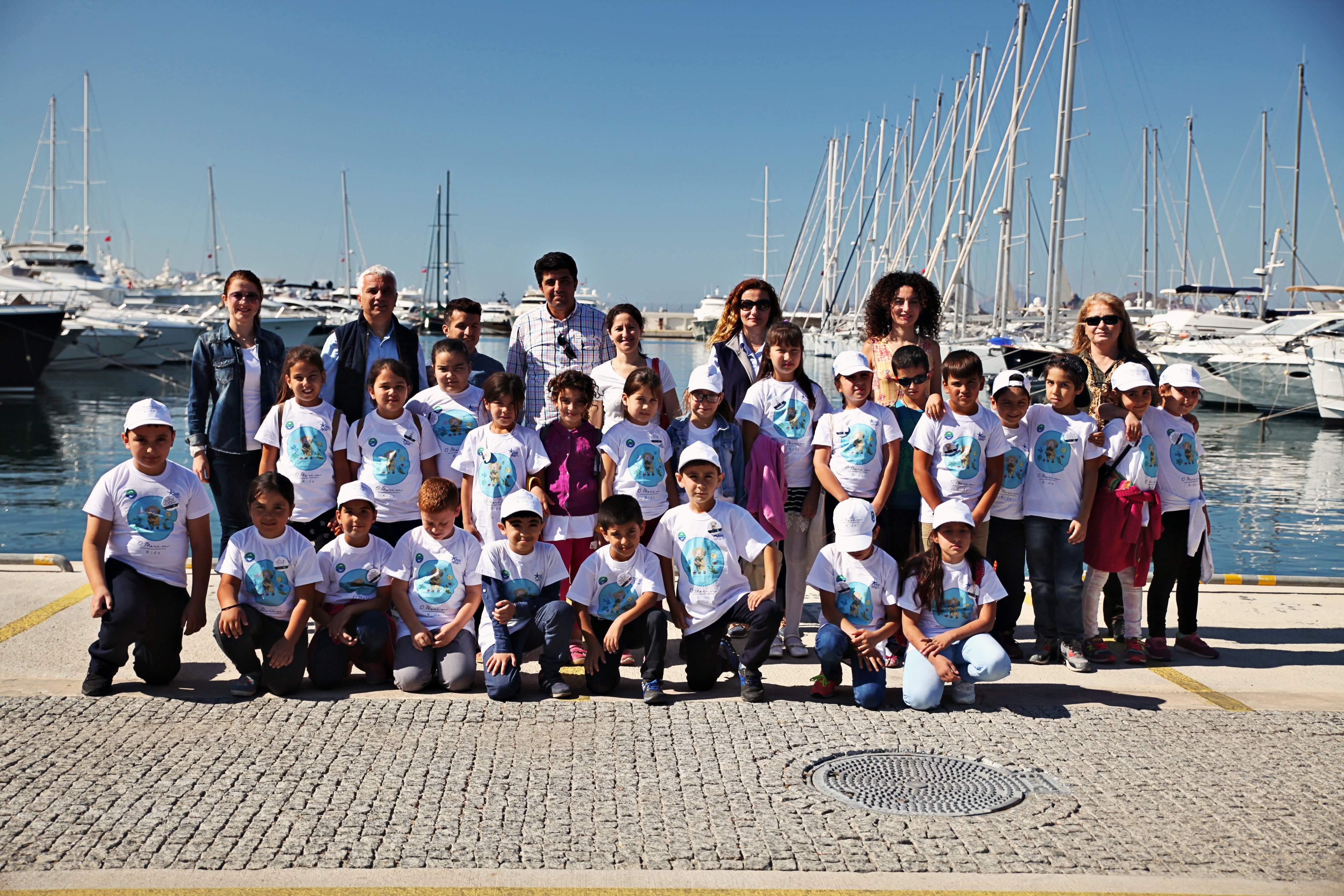 D-Marin Kids ve TURMEPA Eğitimleriyle Yaklaşık 600 Çocuk Denizlerin Önemini Anladı