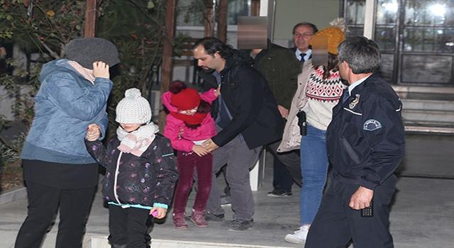 FETÖ/PDY FİRARİLERİNİ, ÇOCUKLARI ELE VERDİ