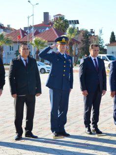 18 Mart Şehitleri Anma Günü ve Çanakkale Zaferinin 105'inci Yıl Dönümünde Şehitlerimiz Anıldı.
